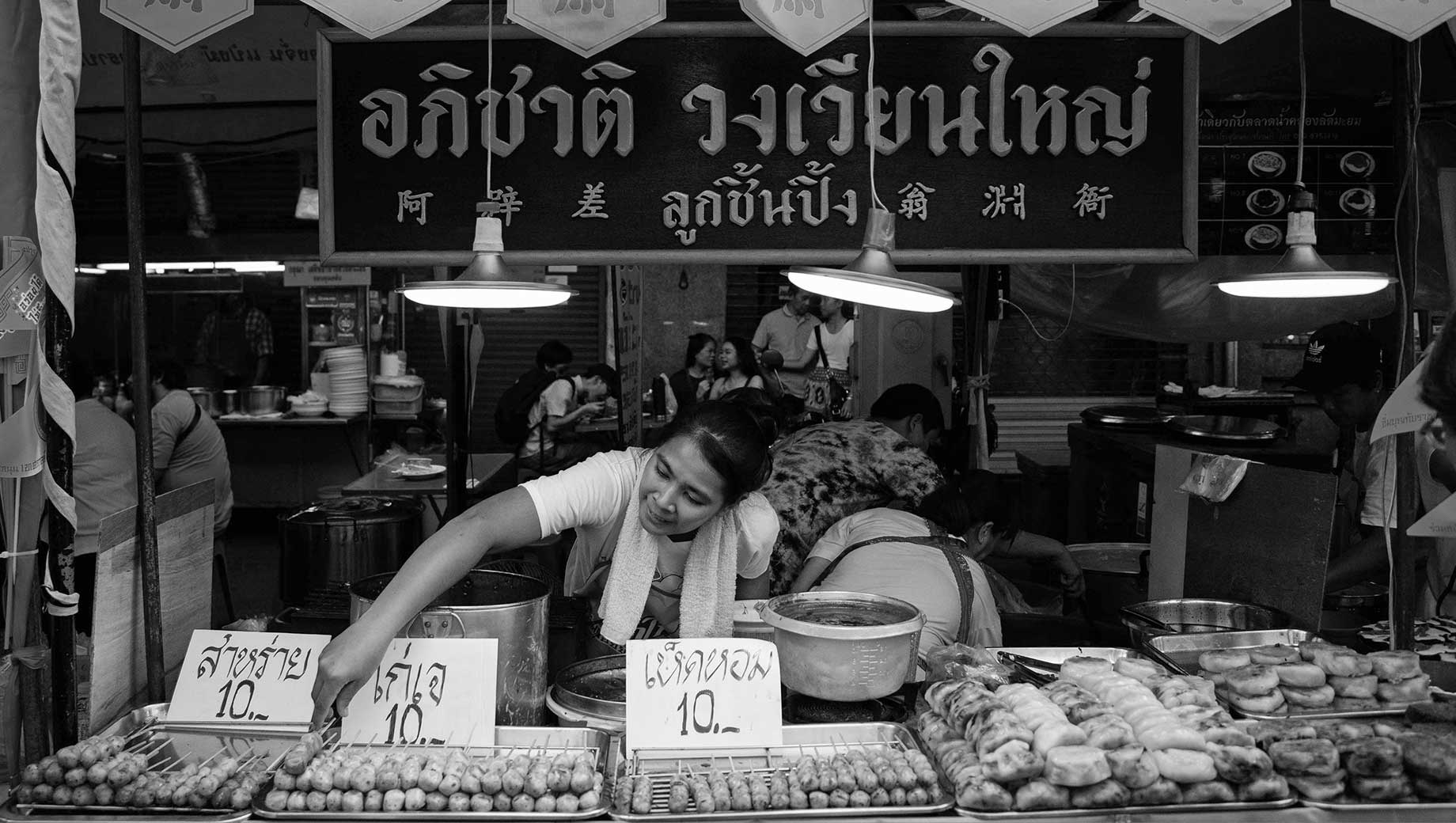 Many Thais Still Struggling to Afford the Basics