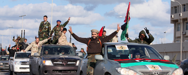 Snapshot: NATO Intervention in Libya Unpopular in Arab World
