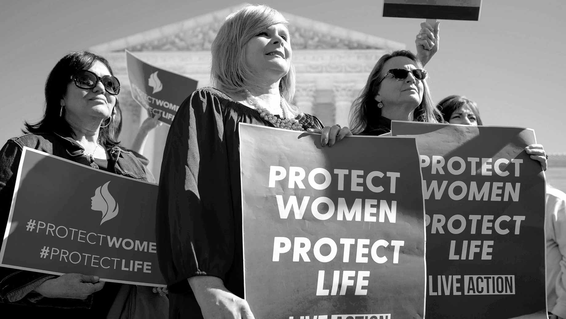 One in Four Americans Consider Abortion a Key Voting Issue