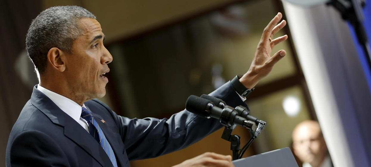 Obama Gets Low Marks for His Handling of Iran