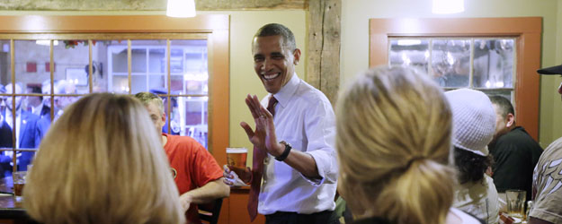 Americans Still Give Obama Better Odds to Win Election