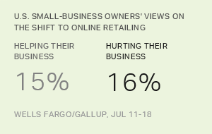 Small-Business Owners, E-Commerce and Technology