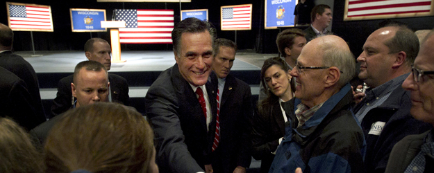 Romney's National Lead in GOP Contest Continues to Grow