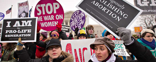 Americans Misjudge U.S. Abortion Views