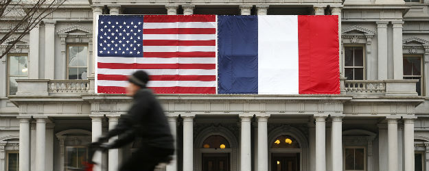 Decade After 'Freedom Fries,' U.S. Opinion of France Strong