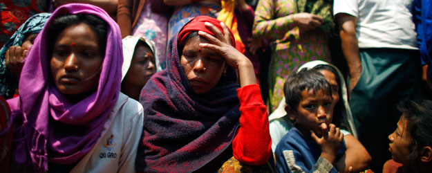 Suffering in South Asia Highest in Region