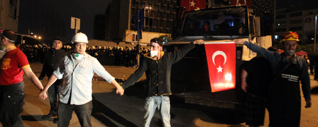 Turks Grew Discontent With Leaders, Freedom Before Unrest