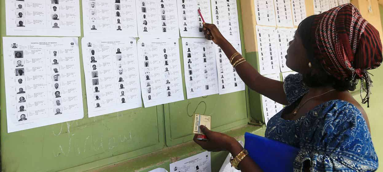 Ahead of Poll, Few Nigerians Trust in Elections