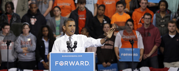 Obama Approval, Vote Support Both Reach 50% or Better