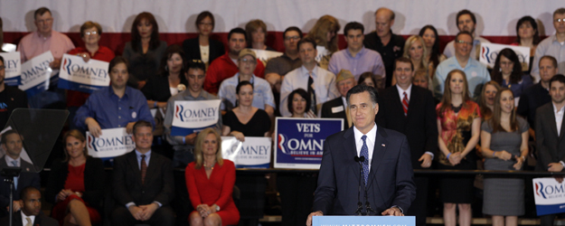 Romney Expands National GOP Lead