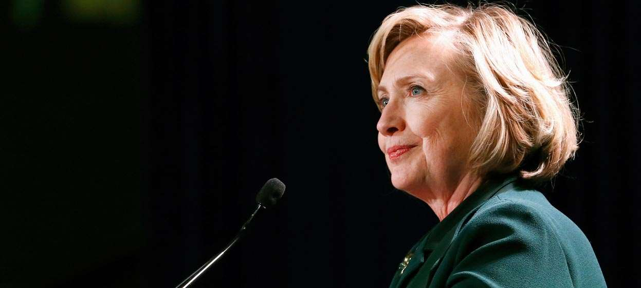 Hillary Clinton Clear Leader in Favorability Among Democrats