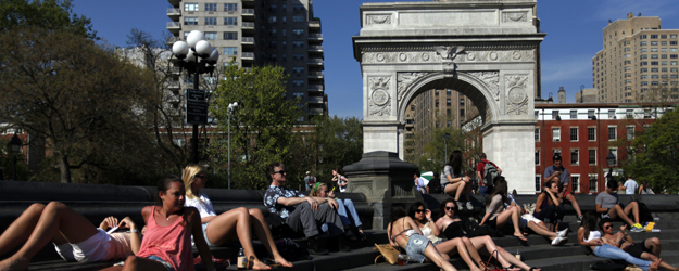 Americans' City Optimism Reaches Four-Year High