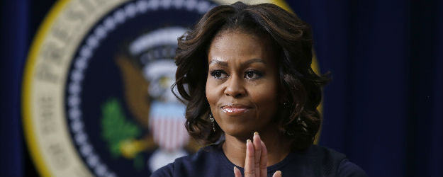 Michelle Obama Maintains Positive Image