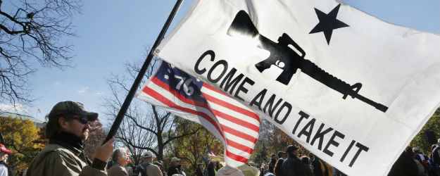 Americans' Dissatisfaction With Gun Laws Highest Since 2001