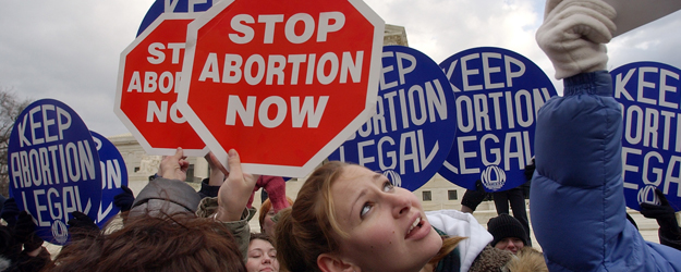 'Pro-Choice' Americans at Record-Low 41%