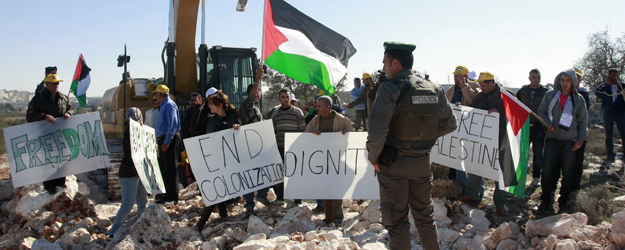 Opinion Briefing: Israeli-Palestinian Conflict