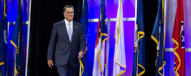 Mitt Romney's Wealth Costs Him With One in Five Voters
