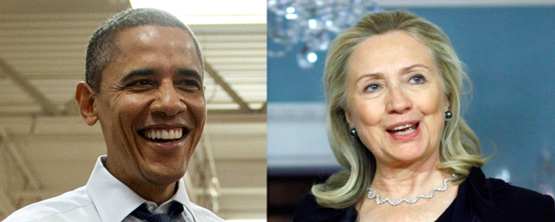 Barack Obama, Hillary Clinton Again Top Most Admired List