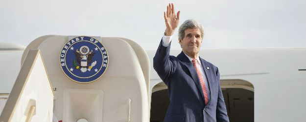 Secretary of State Kerry's Favorability Rising in the U.S.