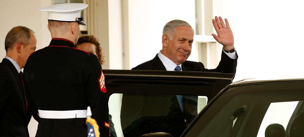 Netanyahu's Favorable Rating Improves in U.S.