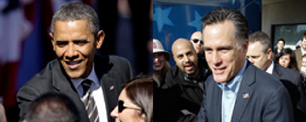 Six in 10 Voters Would Be OK With Obama-Romney Matchup