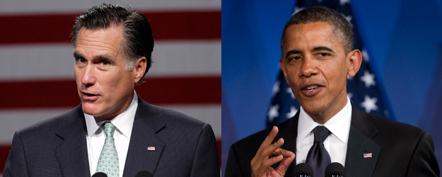 Voters Give Romney Slight Edge Over Obama on Economy