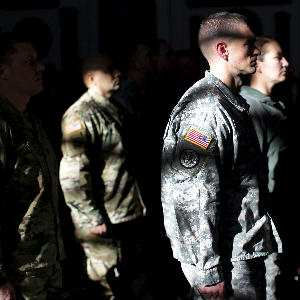 Americans Less Likely to See U.S. as No. 1 Militarily