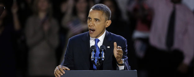 Improving National Outlook Key to Obama Victory in 2012