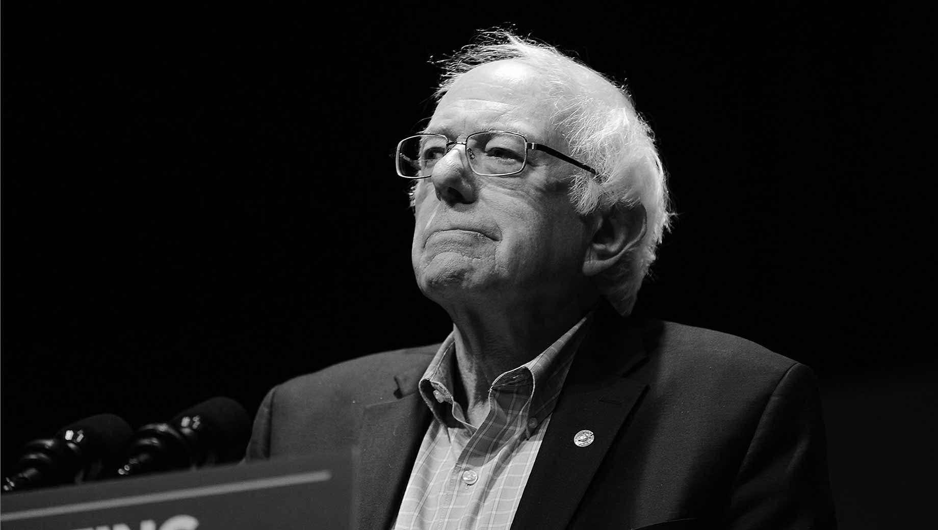 Americans Maintain a Positive View of Bernie Sanders