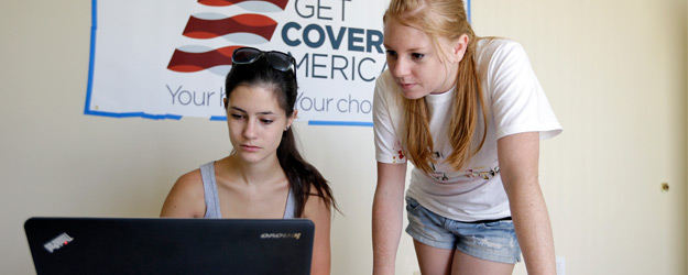 Approval of Affordable Care Act Inches Up