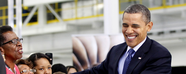 Obama's Job Approval Rating Reaches 49% Over Weekend