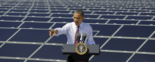 Obama Rated Better on Environmental Than on Energy Policies
