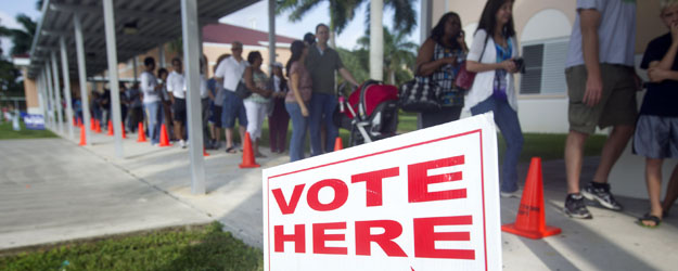 In U.S., 15% of Registered Voters Have Already Cast Ballots