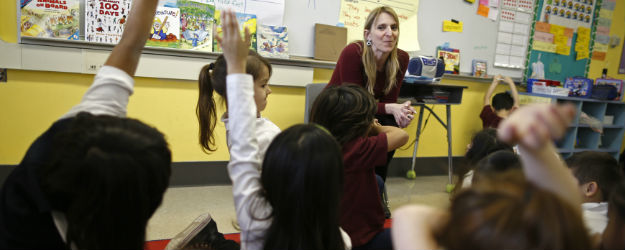 In U.S., 70% Favor Federal Funds to Expand Pre-K Education