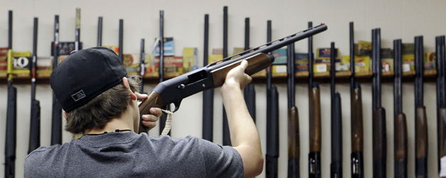 Men, Married, Southerners Most Likely to Be Gun Owners