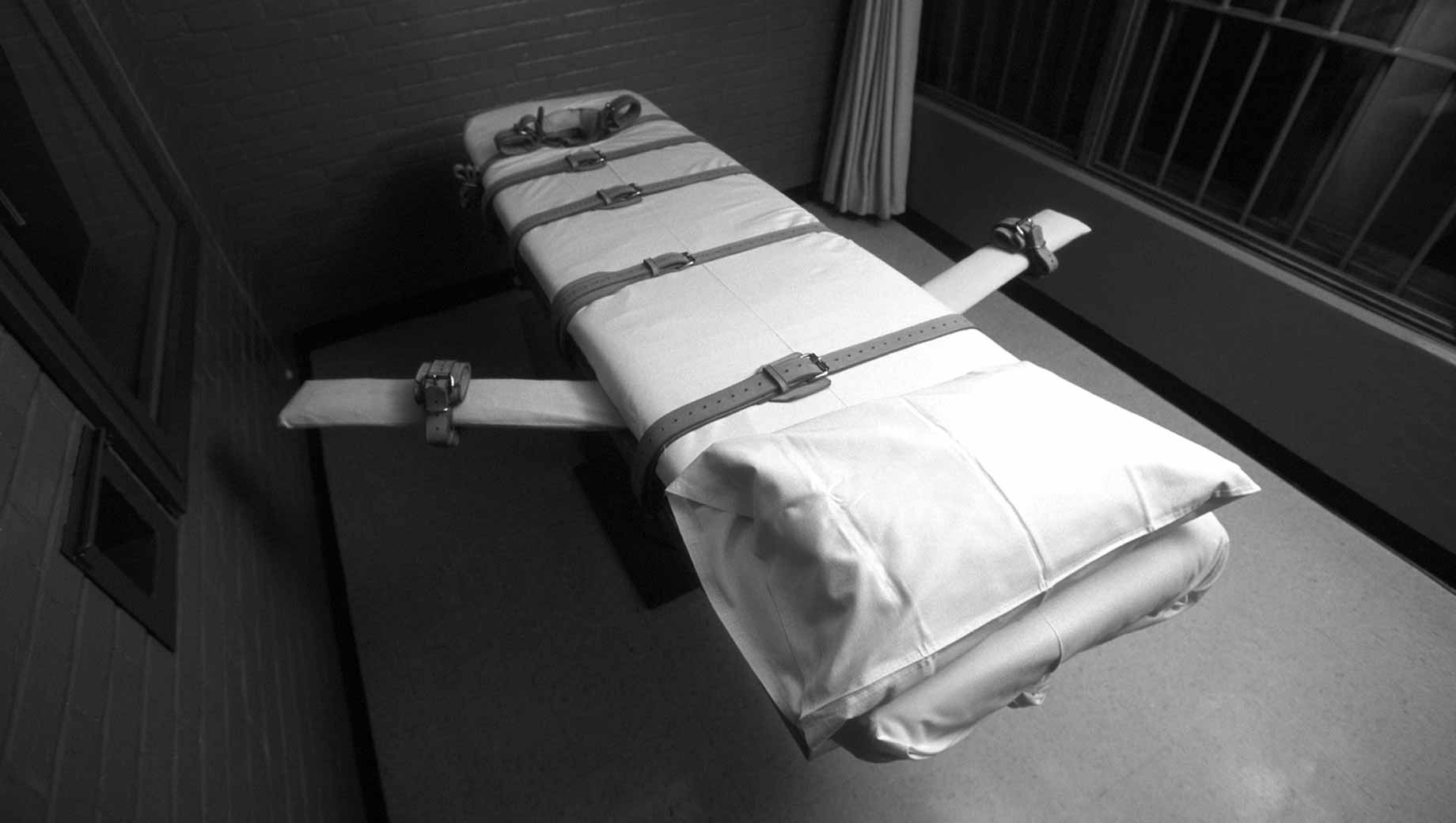 Record-Low 54% in U.S. Say Death Penalty Morally Acceptable