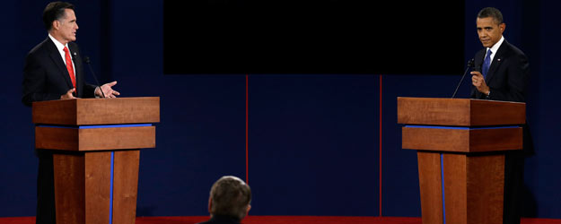 Romney Narrows Vote Gap After Historic Debate Win
