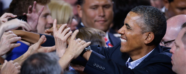Obama Approval Fluid Among Hispanics, GOP Moderates