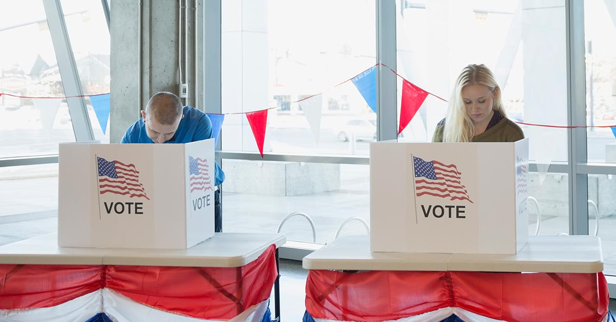 Both Parties' Voters Are Keyed Up for Midterm Elections