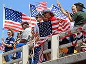 Most in U.S. Still Proud to Be an American