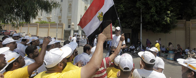 Egyptians to Government: Focus on Jobs