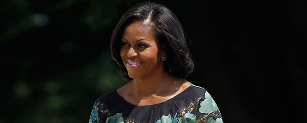 Michelle Obama Remains Popular in U.S.