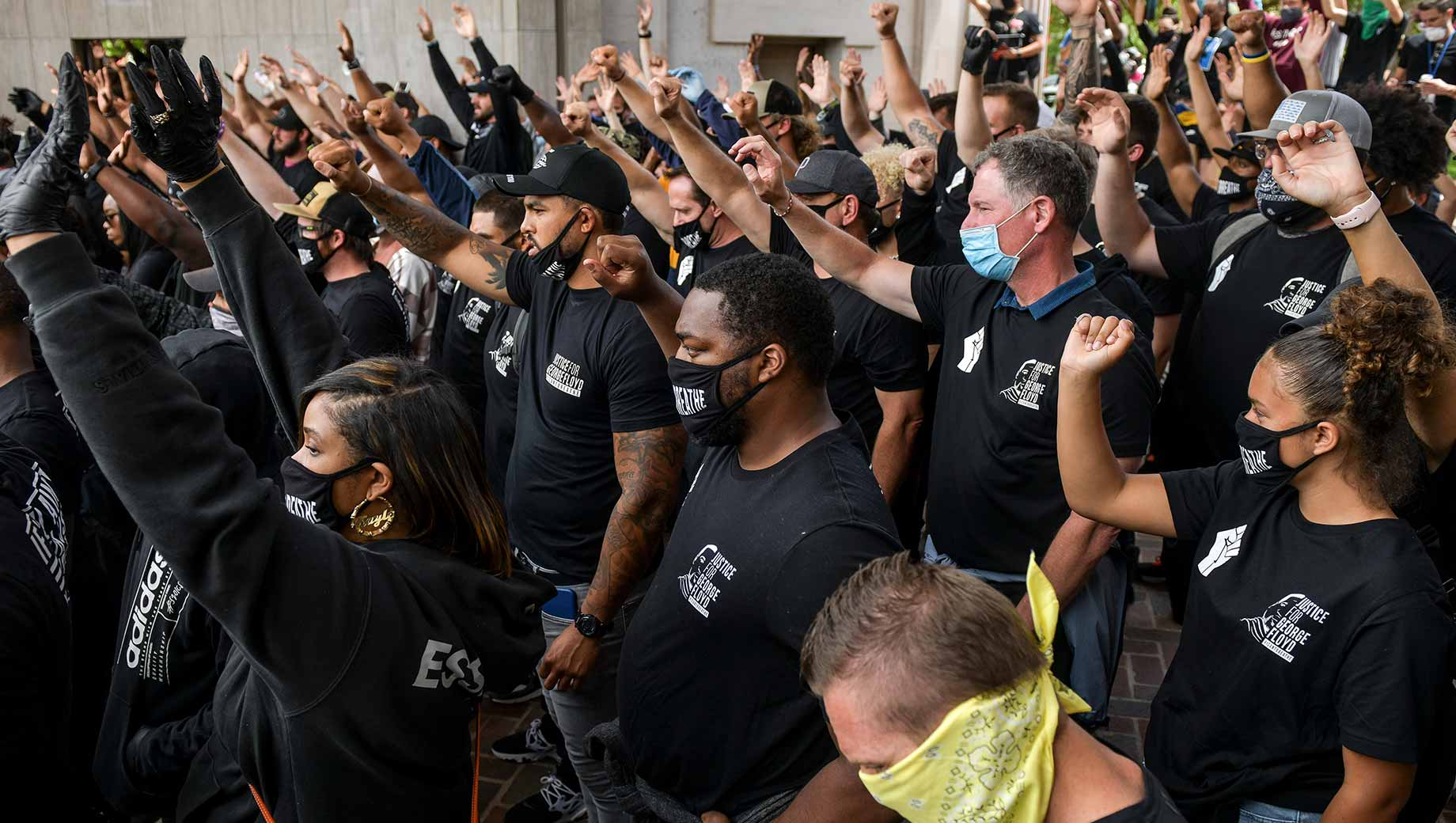 Two in Three Americans Support Racial Justice Protests