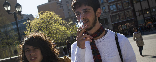 Americans Favor Ban on Smoking in Public, but Not Total Ban