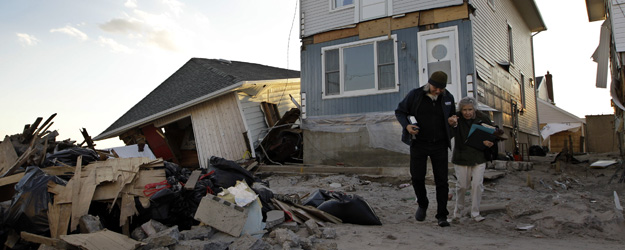 Depression Increases in Areas Superstorm Sandy Hit Hardest