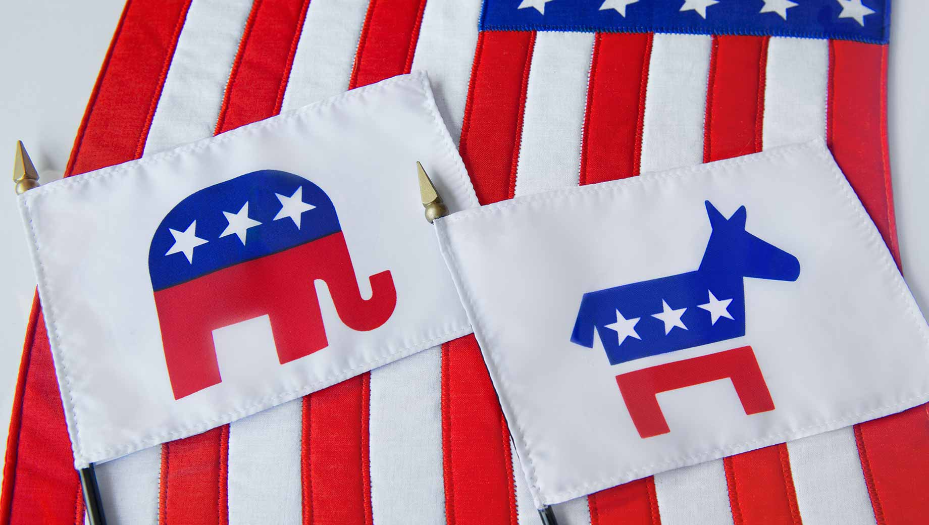 U.S. Party Preferences Have Swung Sharply Toward Democrats