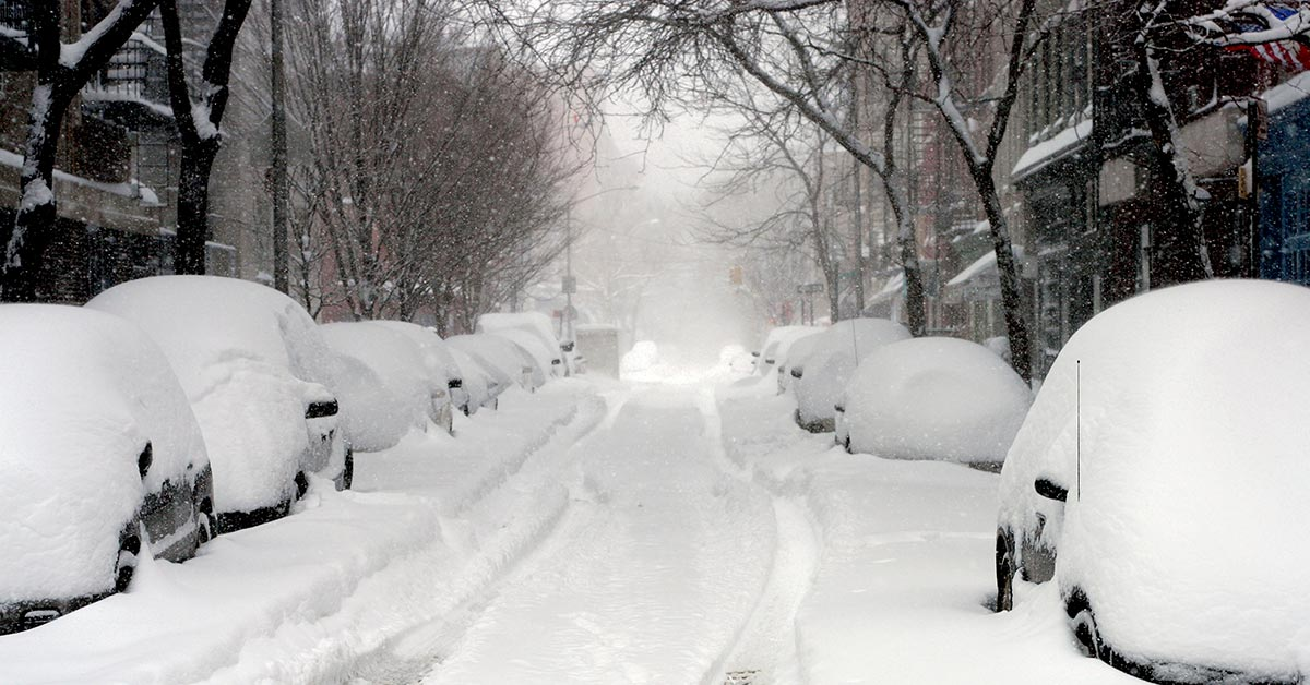 one third in u s blame unusual winter temps on climate change gallup poll
