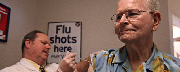 U.S. Has Typical Flu and Cold Season, Despite Warmer Winter