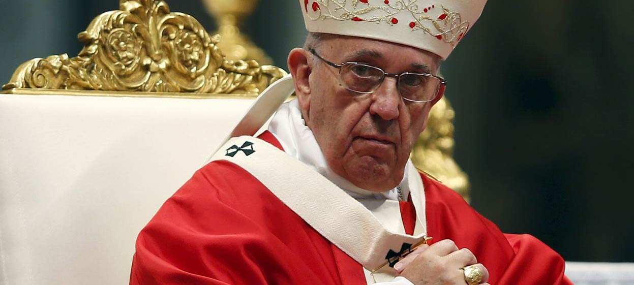 Pope Francis' Favorable Rating Drops in U.S.