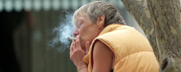 Few U.S. Smokers Say Secondhand Smoke Is Very Harmful